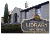 Alpine County Library and Archives