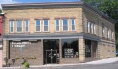 Community Free Library -- Holley NY