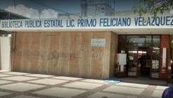 Biblioteca P�blica Municipal Lic. Primo Feliciano Vel�zquez