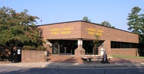 Caldwell County Public Library