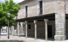 Biblioteca P�blica Municipal de �vila - Posada de La Feria