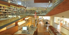 Biblioteca Municipal L�zaro Carreter