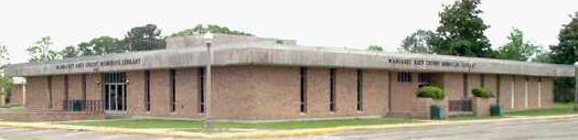 Margaret Reed Crosby Memorial Library