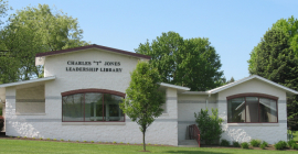 Charles T. Jones Leadership Library