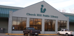 Church Hill Public Library