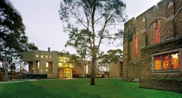Saint Marys College and Newman College Academic Centre