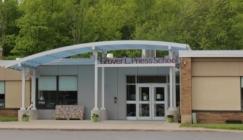 Erie-Catt Teacher Center is located in the Grover L. Priess School