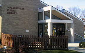 Walkersville Branch Library