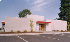 Otis Orchards Branch Library