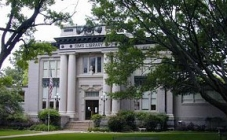 Nicholas P. Sims Library and Lyceum