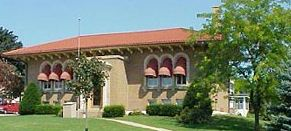 Dwight T. Parker Public Library