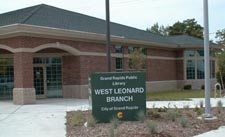 West Leonard Branch Library