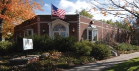 Krause Memorial Branch Library