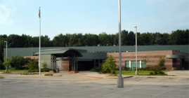 J.C. Hamilton - South Caddo Branch Library