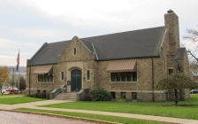 Carnegie Library of Midland