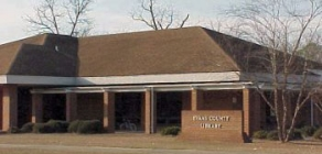 Evans County Public Library