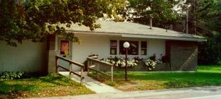 Adams Center Free Library