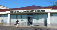 Cedar Mill Community Library