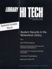 Image for Designing secure library networks