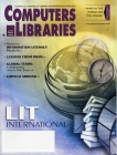 Image for Library Technology International