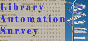 2008 Library Automation Survey