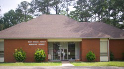 Mary Weems Parker Memorial Library