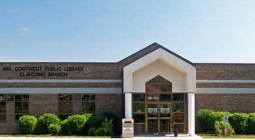 Claycomo Branch Library