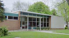 Schulz-Holmes Memorial Library