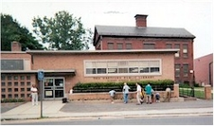 Albany Avenue Branch Library