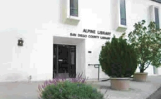 Alpine Branch Library