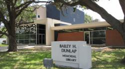 Bailey H. Dunlap Memorial Library