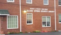 Glade Spring Branch Library