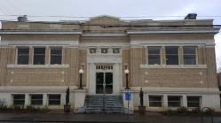 Albany Downtown Carnegie Library