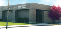 Hessen Cassel Branch Library
