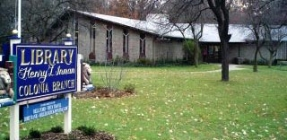 Henry Inman Branch Library