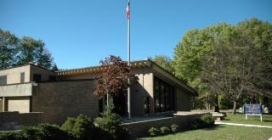 Iselin Branch Library