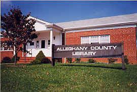 Alleghany County Public Library