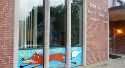 Edith M. Fox Branch Library