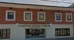 Phoebus Branch Library