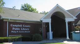 Philip N. Carrico Branch Library