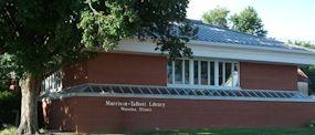 Morrison-Talbott Library