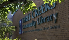 Three Creeks Community Library