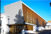 Biblioteca Palacio Los Serrano - Espacio Cultural de Caja de Ávila