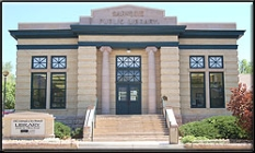 Old Colorado City Branch Library