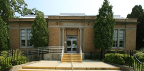 Richmond Hill Branch Library