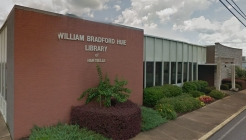 William Bradford Huie Library of Hartselle