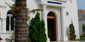 Biblioteca de la Universidad Jaime Bausate y Meza