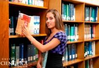 Biblioteca de la Universidad Científica del Sur