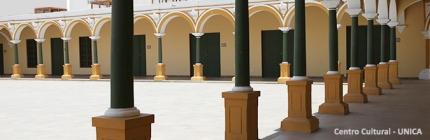 Biblioteca Central de la Universidad Nacional de Ica