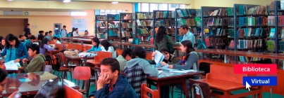 Biblioteca Central de la Universidad Nacional Daniel Alcides Carrión